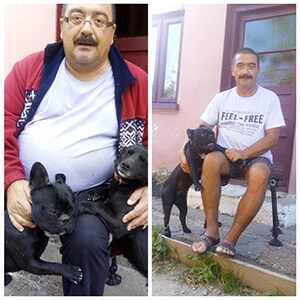 Doctor Serban Vasile testimonial
